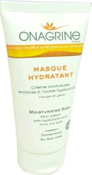 onagrine masque hydratant creme onctueuse 75ml. Black Bedroom Furniture Sets. Home Design Ideas