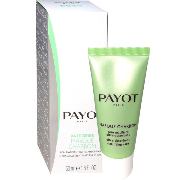 payot pate grise masque charbon 50 ml. Black Bedroom Furniture Sets. Home Design Ideas