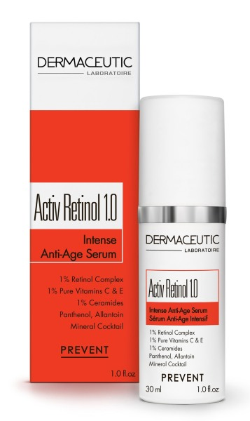 DERMACEUTIC ACTIV RETINOL 1.0 SERUM ANTI AGE 30ML - Sérums