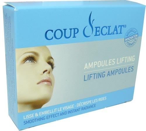 Coup eclat ampoules lifting visage 3 - Coup eclat lifting ampoules ...