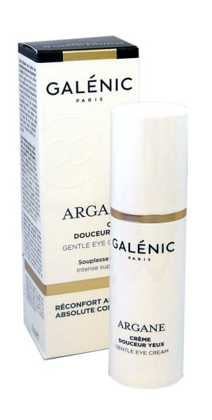 galenic argane creme douceur yeux 15ml. Black Bedroom Furniture Sets. Home Design Ideas