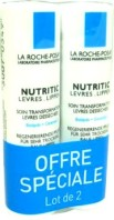 ROCHE POSAY NUTRITIC STICK LEVRES LOT DE 2