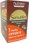 SUNSUBLIM BRONZAGE INTEGRAL HYDRATANT LOT DE 3