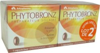 PHYTOBRONZ PREPARATEUR SOLAIRE LOT DE 2 X 30 CAPS