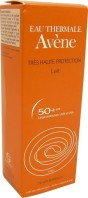 AVENE TRES HAUTE PROTECTION LAIT 50SPF 100ML