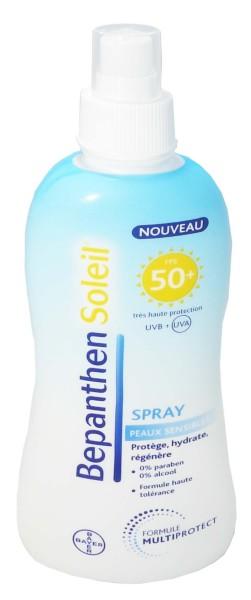 Bepanthen soleil spray 50 200ml - Bepanthen coup de soleil ...