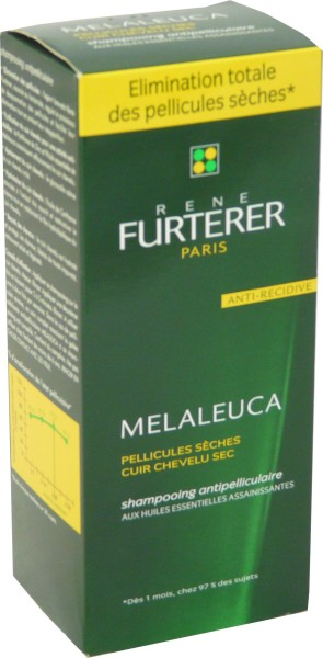 furterer melaleuca shampooing pellicules seches. Black Bedroom Furniture Sets. Home Design Ideas