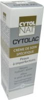 CYTOLNAT CYTOLAC CREME DE SOIN SPECIFIQUE 50ML