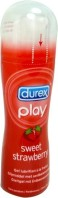 DUREX PLAY GEL LUBRIFIANT SWEET STRAWBERRY
