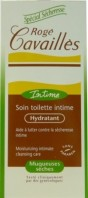 ROGE CAVAILLES SOIN TOILETTE INTIME HYDRATANT MUQUEUSES SECHES 500ML