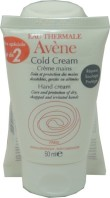 AVENE COLD CREAM MAINS 50 ML LOT DE 2