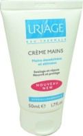 URIAGE CREME MAINS DESSECHEES ET ABIMEES 50ML
